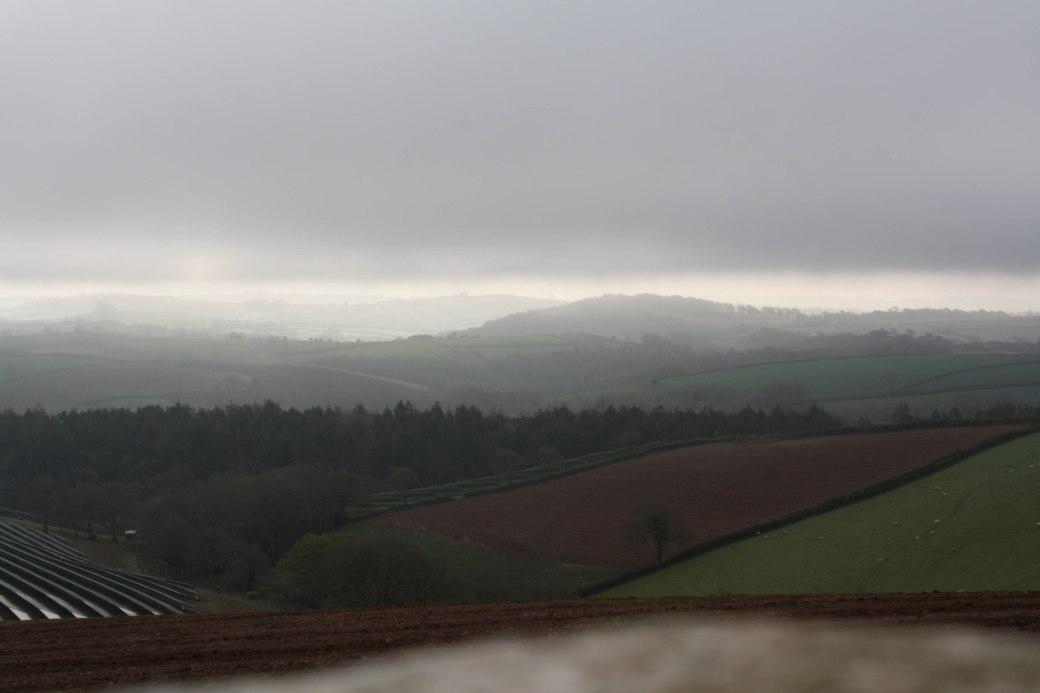Padderbury top view