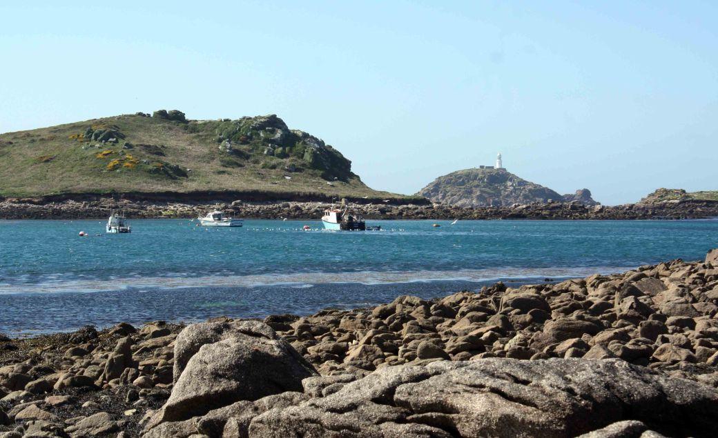 St Martins boats